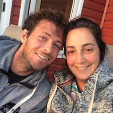 Stephen & Krista
