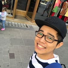 Wenjie(Vincent) User Profile