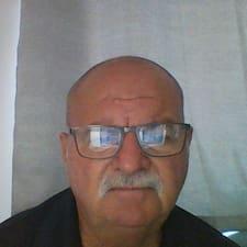 Jean Marie felhasználói profilja