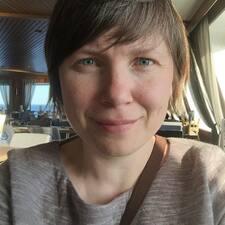 Profil utilisateur de Ульяна