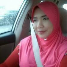 Siti Fariza Brukerprofil