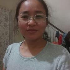Perfil do utilizador de Xuan