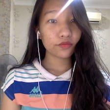 Henkilön Linh käyttäjäprofiili