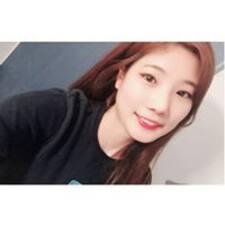 Miae - Uživatelský profil