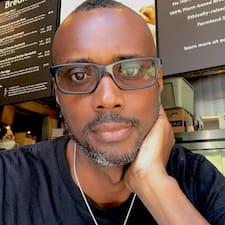 Profil utilisateur de Kwame