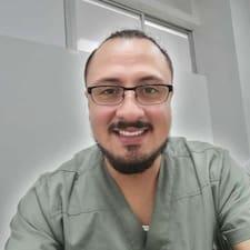 Fabio Andres felhasználói profilja