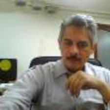 Flavio Cristobal的用戶個人資料