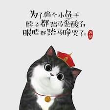 Perfil do utilizador de 正天