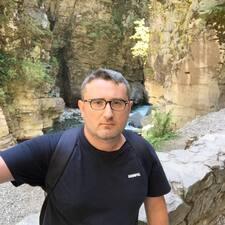 Vitalii User Profile