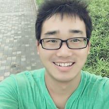 Henkilön Xiaoyong käyttäjäprofiili