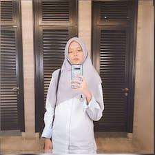 Profil utilisateur de Fatin Ameera