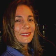 Débora felhasználói profilja