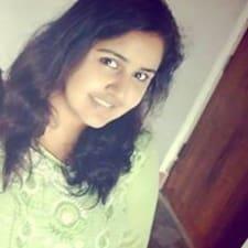 Profil utilisateur de Shivali