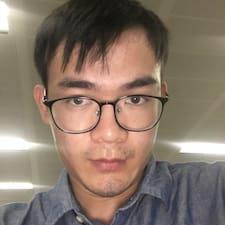 Профиль пользователя 杰