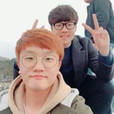 Perfil do utilizador de 진혁