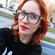 Profil Pengguna Irina