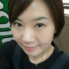 Perfil de usuario de Jihee