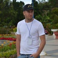 Kirill - Uživatelský profil