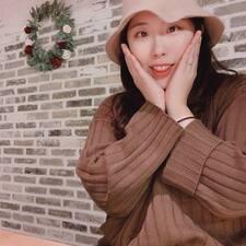 Perfil do usuário de 정