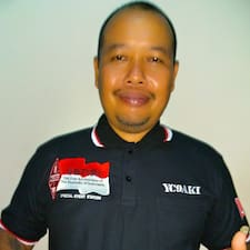 Profil utilisateur de I Ketut