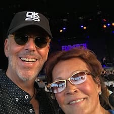 Darryl & Yvonne