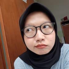 Profil utilisateur de Dinda Fatimah