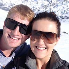 Nutzerprofil von Alastair & Jenna