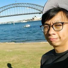 Profil utilisateur de Chung Man