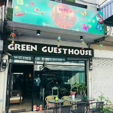榴恋清迈之青客之家green Guest House User Profile