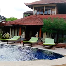 KEROBOKAN-4 Bed Room With Private User Profile