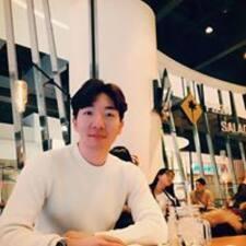 Profil utilisateur de SeungYong