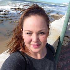 Rossella felhasználói profilja
