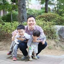 Perfil de usuario de Sanghyun