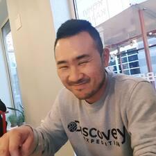 Профиль пользователя Sunkeun