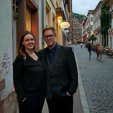 โพรไฟล์ผู้ใช้ Franziska & Daniel