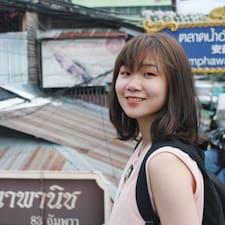 Pu Jui felhasználói profilja