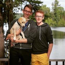 Darren & Joseph är en Superhost.