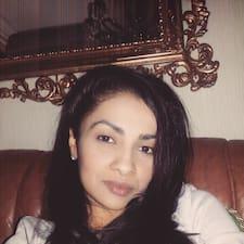 Aleyda felhasználói profilja