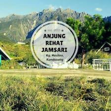 Anjung Rehat Jamsari User Profile