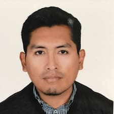 Johao felhasználói profilja