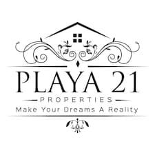 Perfil do utilizador de Playa21