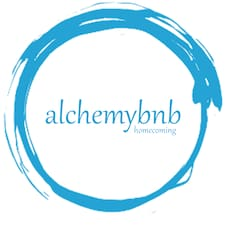 Alchemybnb is the host.