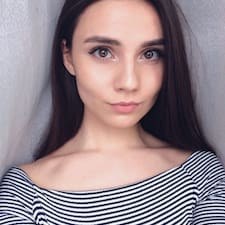 Nutzerprofil von Kseniia