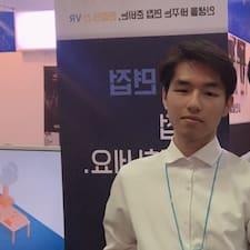 Perfil do utilizador de Donghyun