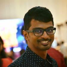 Gebruikersprofiel Pranesh