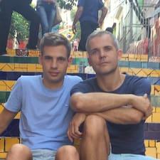 Ken & Thierry