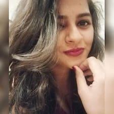 Profil utilisateur de Khyati