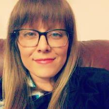 Natalie felhasználói profilja