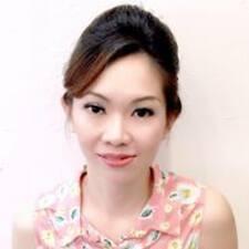 E Fong felhasználói profilja