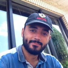 Maher felhasználói profilja